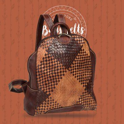 mochila trenzada marroqui IBAGS BELTS